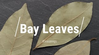 🔵 All About Bay Leaves