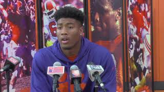 TigerNet: Simmons stepping in at safety