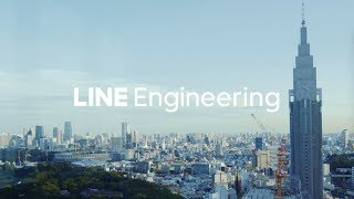 LINE Engineering Culture 廣告協拍
