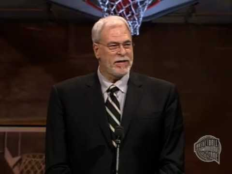 Sample video for Phil Jackson