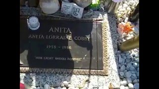 Visiting The Grave Of Anita Cobby