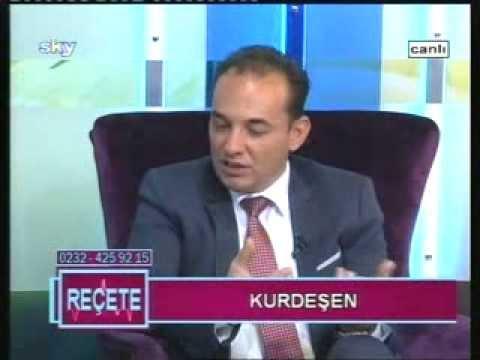 Prof. Dr. Cengiz KIRMAZ, Reçete Programı canlı yayın 25 03 2014 sky-tv 1.bölüm