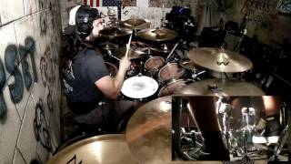 This Dying Soul (Dream Theater Drum Cover) (2017 Sound Upgrade Version!)