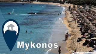 Mykonos | Kalafatis beach