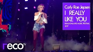 Carly Rae Jepsen   I Really Like You (Live In Hong Kong At Dragonland Music Festival 2017) [1080p60]