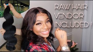 FREE WHOLESALE VENDORS FOR YOUR HAIR BUSINESS