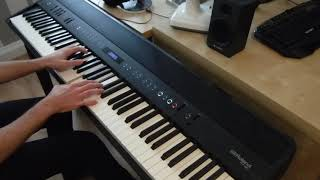 Quite Miss Home   James Arthur[Piano Cover]