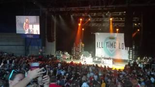 All Time Low - Somethings Gotta Give Summerfest 2016