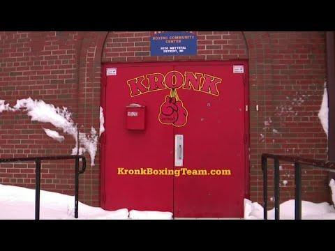 Kronk Boxing Community Center in Detroit