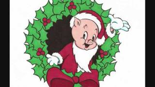 blue christmas porky pig - Blue Christmas Chords