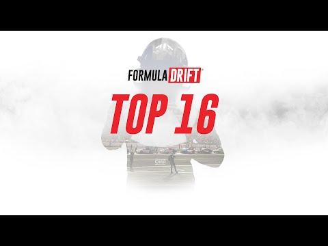 フォーミュラドリフト 開幕戦アトランタ TOP16動画