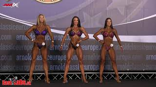Best Bikini Amateur 2018 Arnold Classic Europe
