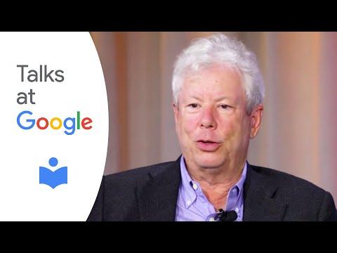 Richard Thaler – Misbehaving: The Making of Behavioral Economics – Talks at Google