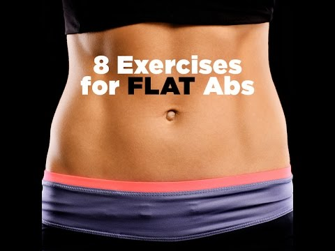 8 Pilates Abs Exercises from Women's Health
