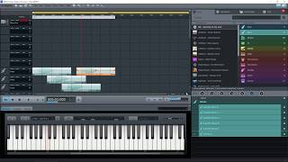 Magix Music Maker 2017 Premium - Absolute Beginners Tutorial - Part 3