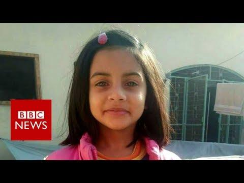 Zainab's last moments before her rape and murder - BBC News