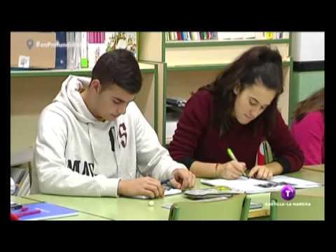 """Escuela de inglés """" Las Valeras"""". En profundidad"""