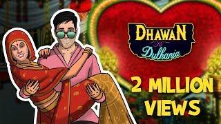 Badrinath Ki Dulhania Spoof    Shudh Desi Endings
