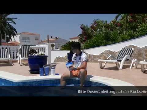 Pool Wasserpflege Erstbefüllung - Ratgeber