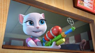 Talking Tom And Friends   Germinator 2: Zombies (Season 1 Episode 39)