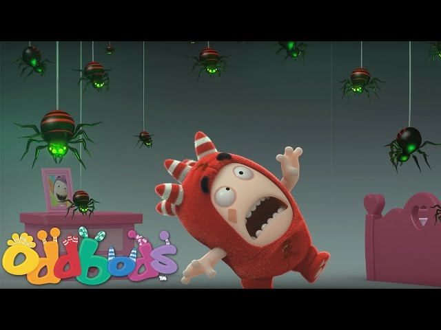 Oddbods-fuse-newt-and