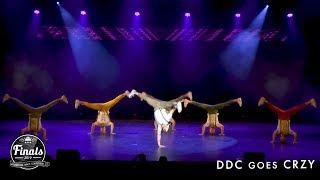 Swinging Breakdance - Finals 2019 Showact | DDC Breakdance