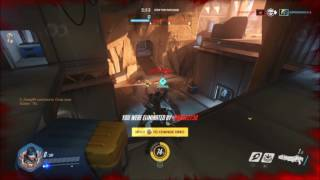 I thought I was free from McCree's ult. I was wrong.