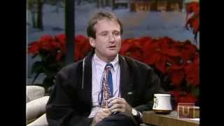Robin Williams Finest Interview (1987) Part 2 of 2