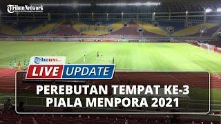 LIVE UPDATE: Piala Menpora 2021, Perebutan Tempat ke-3 dan Final Persib vs Persija di Solo