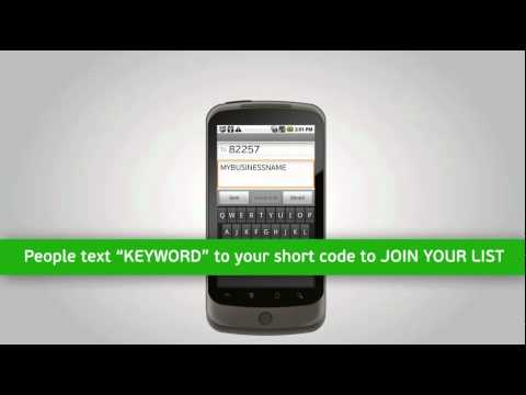Video of ProTexting - SMS Marketing