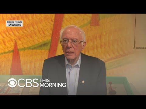 Sanders apologizes to Biden over inflammatory op-ed