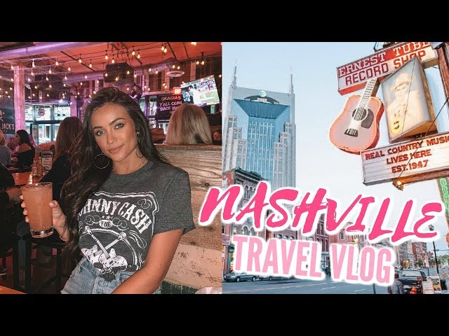 GIRL'S WEEKEND IN NASHVILLE ⭐️ FIRST TIMERS IN TENNESSEE! | Stephanie Ledda