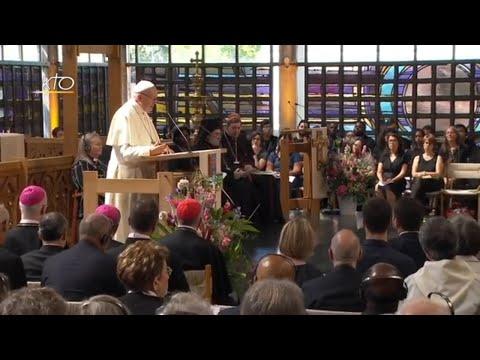 Pape en Suisse : vers un nouvel élan évangélisateur oecuménique