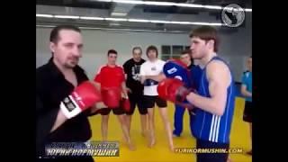 Extreme Fight  для БОКСА. Юрий Кормушин.