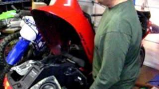 Full Volume Test - Custom Fiberglass Sub Box for Moto.