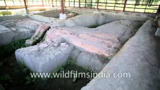Sacred Abode Of Wangbren At Kangla Fort