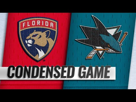 03/14/19 Condensed Game: Panthers @ Sharks