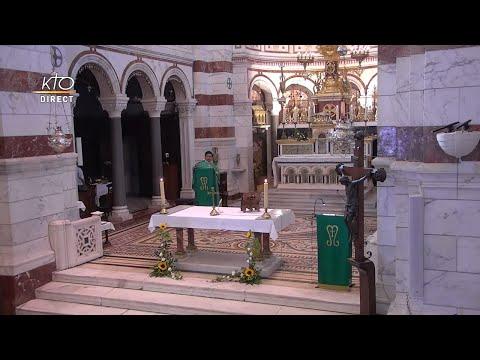 Laudes et Messe du 23 juin 2021 à Notre-Dame de la Garde