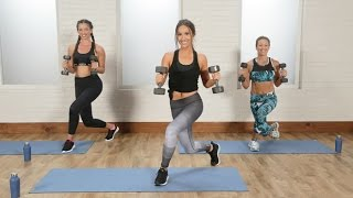 A Total-Body Bootcamp to Tighten and Tone | Class FitSugar by POPSUGAR Fitness