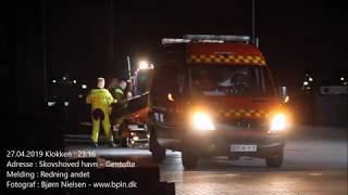 27.04.2019 – Sejlbåd i nød – Gentofte