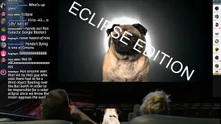 Aug 25: Science Strike Force: Movie Night Live ECLIPSE EDITION