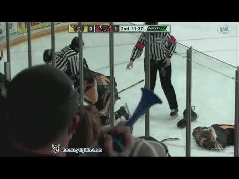 Max Bogdanovich vs. Cullen Rush