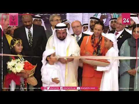 العرب اليوم - شاهد: سلطان القاسمي يفتتح فعاليات معرض الشارقة الدولي للكتاب