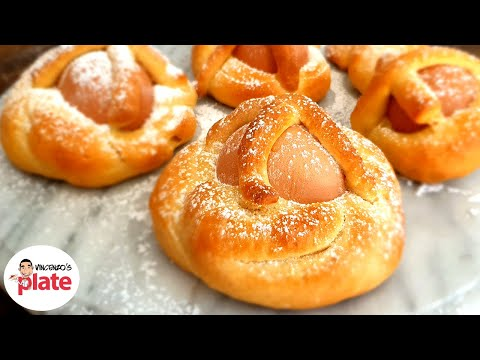ITALIAN EASTER COOKIES from Calabria: Sgute Biscuits