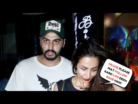 Bollywood Gossip – This Is How Malaika Arora, Arjun Kapoor's Love Story Going Viral! – OFFICIAL