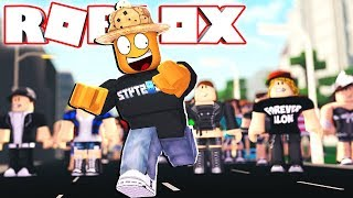 MEGA FANS JOIN IN MY GAME! (Roblox Murder Mystery 2)