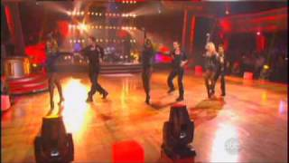 DWTS - Taio Cruz performs w/Louis, Chelsie, Kym, Tony, Dmitry, & Peta