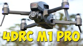 Квадрокоптер 4DRC M1 PRO, 2-х осевой подвес камеры. Дальнейшее развитие Mark 300