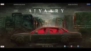 Here is our Aiyaary motion poster Excited to start shoot with Neeraj Pandey