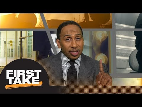 Stephen A. Smith   Spurs are wasting their time  on Kawhi Leonard  220c43fc0